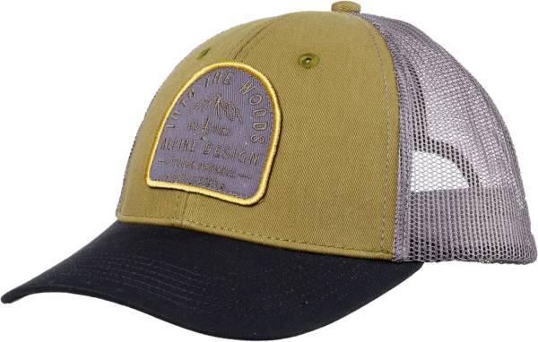 Alpine Design Men's Curve Patch Graphic Trucker Hat product image