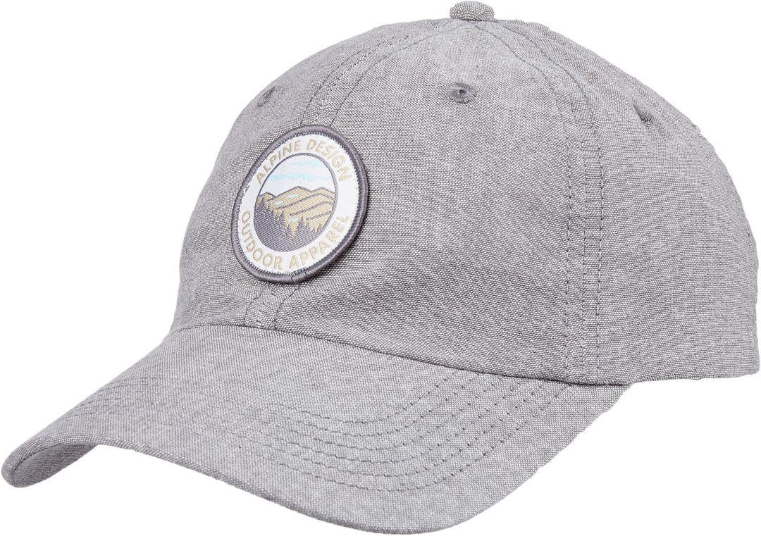 b4ca5e14 Alpine Design Women's Unstructured Chambray Hat
