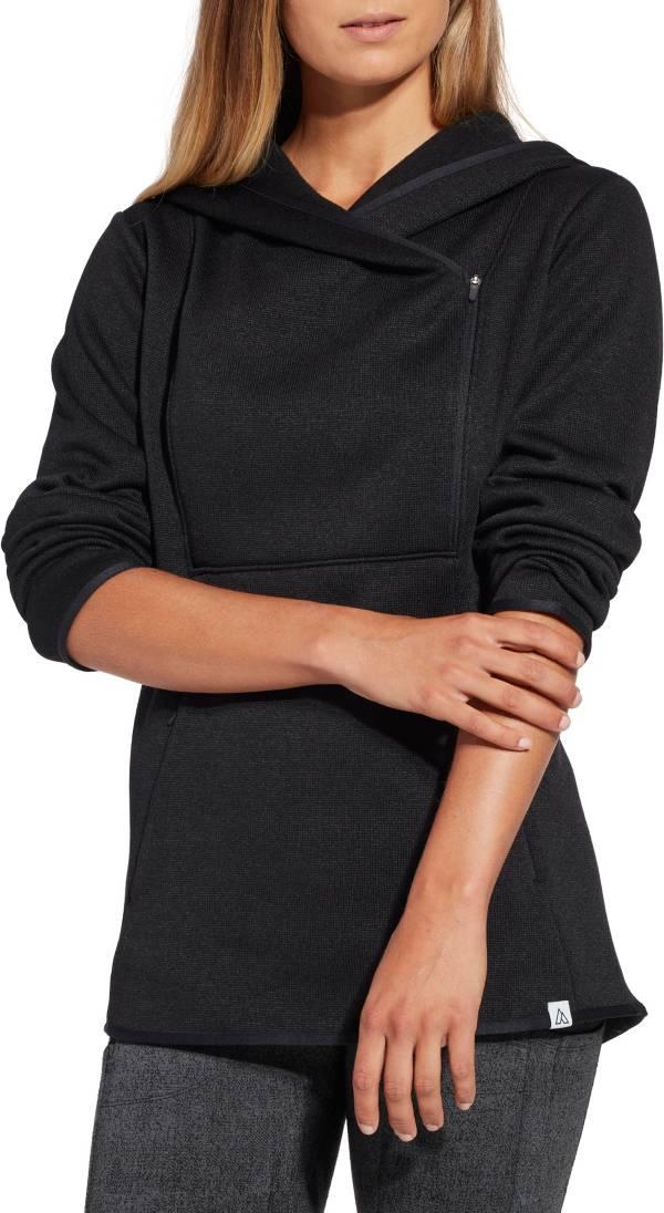 Alpine Design Women's Sweater Face Asymmetrical Fleece Hoodie product image