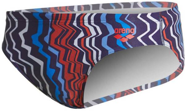 arena Men's Zig Zag MaxLife Brief product image