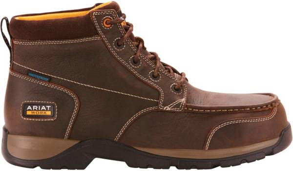 Ariat Men's Edge LTE Waterproof Chukka Composite Toe Work Boots product image