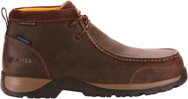Ariat Men's Edge LTE Moc Waterproof Composite Toe Work Boots product image