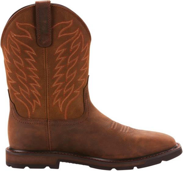 Ariat Men's Groundbreaker Waterproof Work Boots product image
