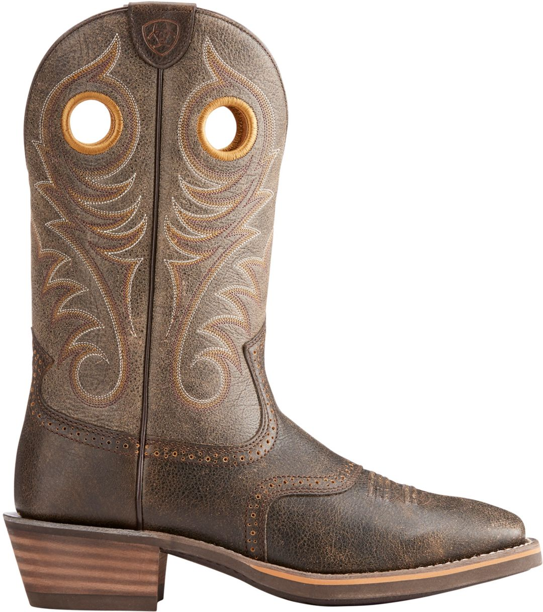 59dbc895a2e Ariat Men's Heritage Roughstock Western Boots. noImageFound. Previous