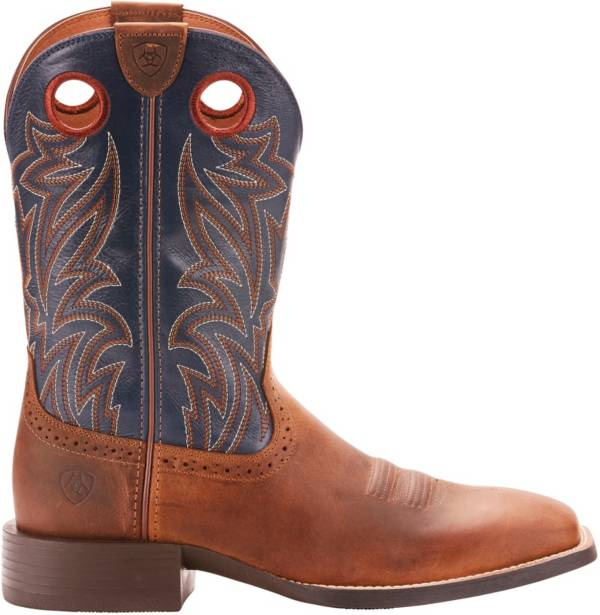 Ariat Men's Sport Sidebet Dist Western Work Boots product image