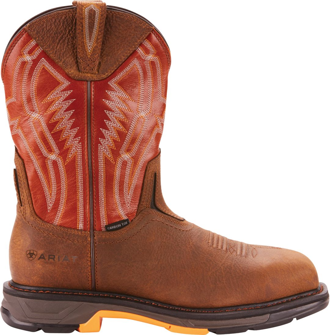 3941540cd45 Ariat Men's Workhog XT Dare Composite Toe Western Work Boots