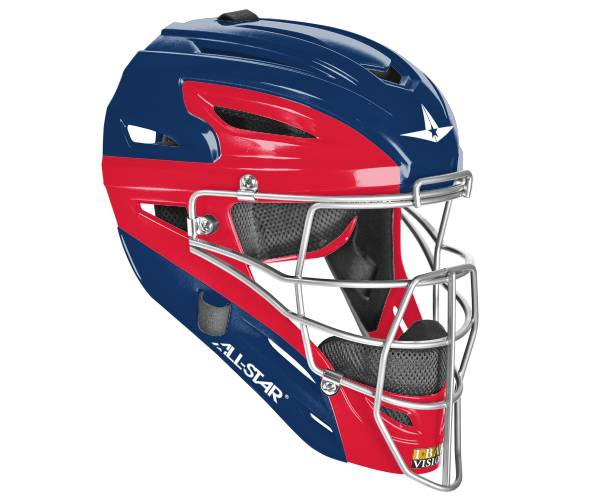 All-Star Adult S7 MVP2500 Series Custom Catcher's Helmet product image