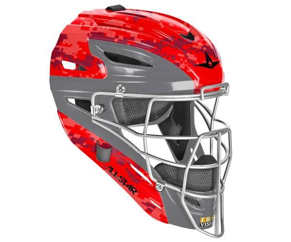 All-Star Adult S7 MVP4000 Series Custom Catcher's Helmet product image