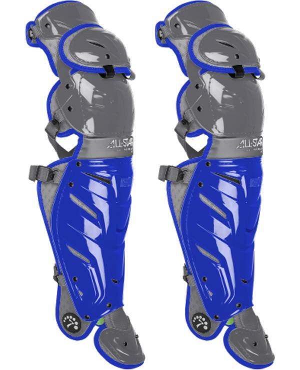 All-Star Adult 16.5'' S7 Axis Custom Leg Guards product image