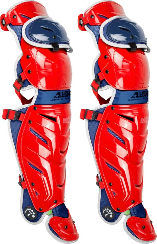 All-Star Adult 16.5'' S7 Axis Leg Guards product image