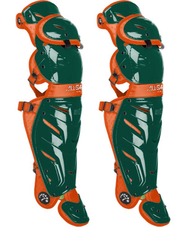 All-Star Youth 13.5'' S7 AXIS Custom Leg Guards product image