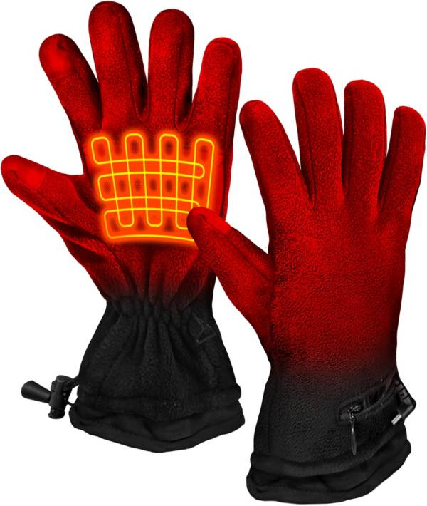 ActionHeat Adult AA Battery Heated Fleece Gloves product image