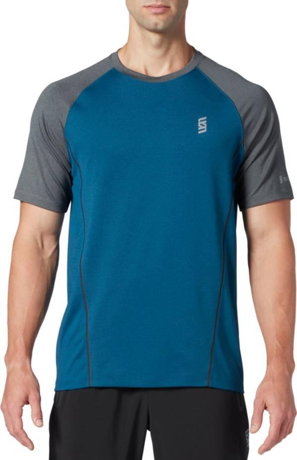 SECOND SKIN Men's Training Colorblock T-Shirt product image