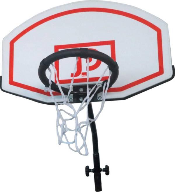 Jump Power Trampoline Basketball Hoop | Free Curbside ...
