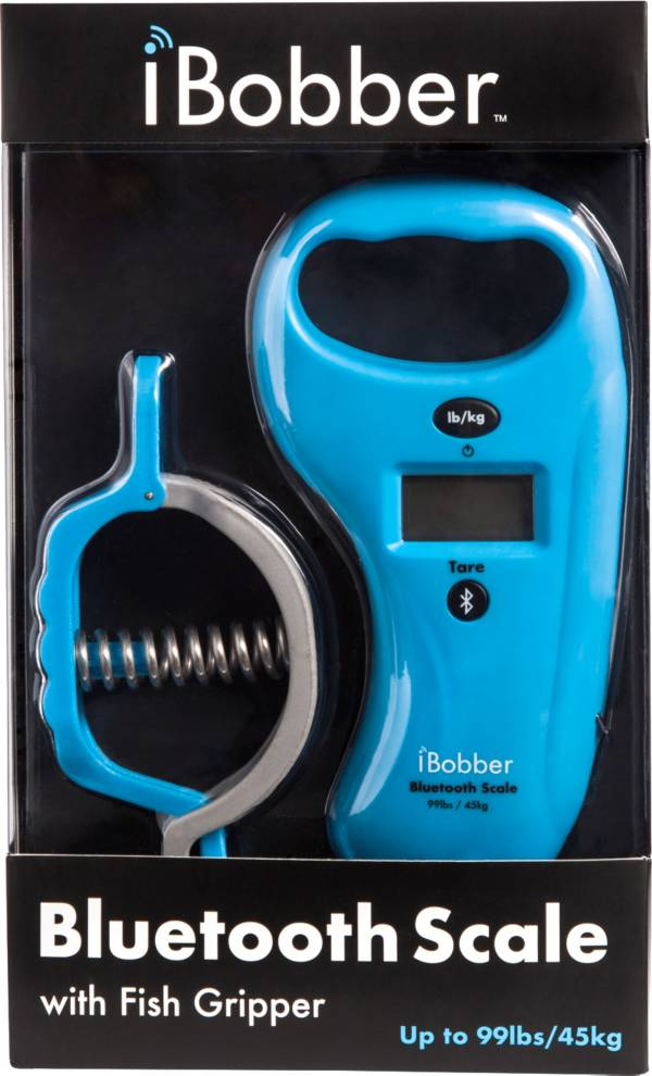ReelSonar iBobber Bluetooth Fish Scale with Fish Gripper product image