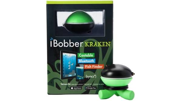 ReelSonar iBobber Kraken Bluetooth Smart Castable Fish Finder (RS114) product image