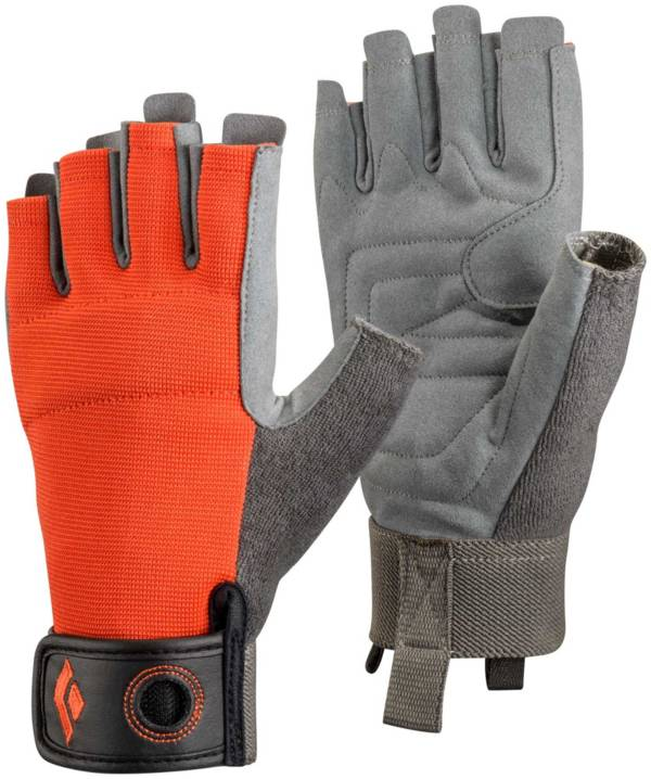 Black Diamond Crag Half-Finger Climbing Gloves product image