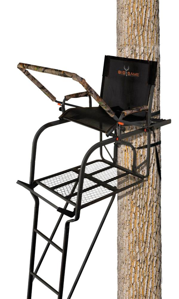 Big Game Treestands Hunter HD 1.5 Ladder Stand product image