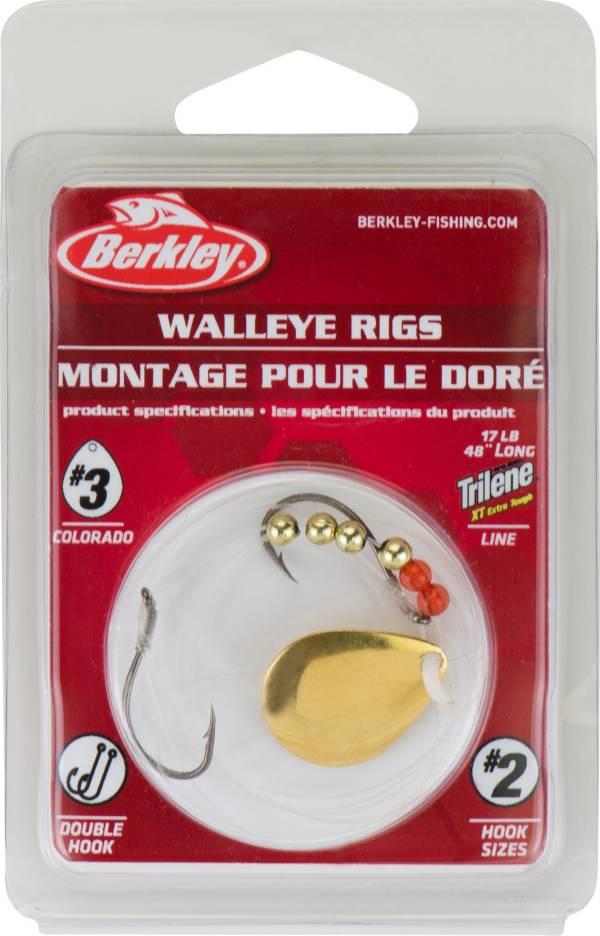 Berkley Colorado Single Hook Walleye Rig product image