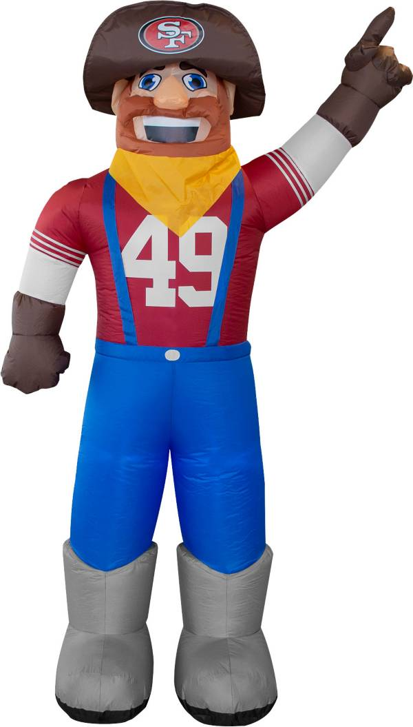 Boelter San Francisco 49ers 7' Inflatable Mascot product image