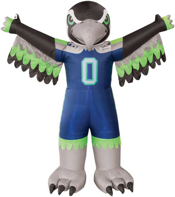Boelter Seattle Seahawks 7' Inflatable Mascot product image