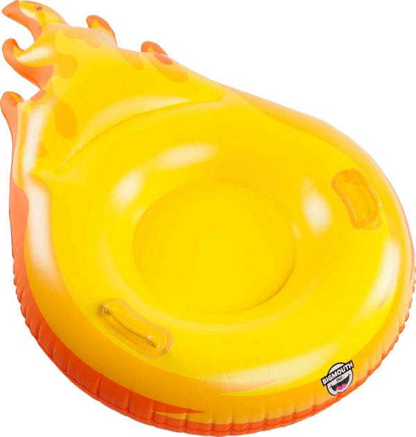 Big Mouth Giant Fireball Snow Tube product image