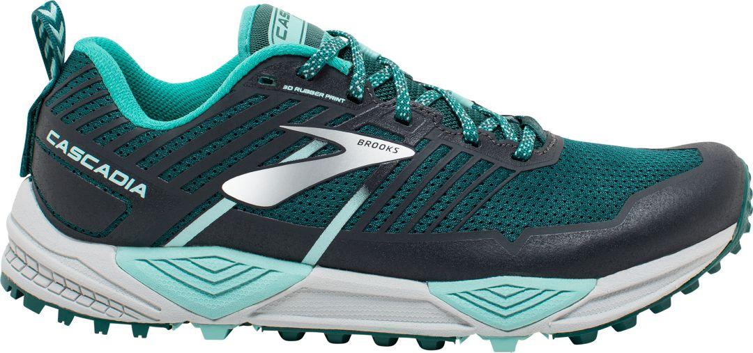 9c5ac6590a0 Brooks Women's Cascadia 13 Trail Running Shoes