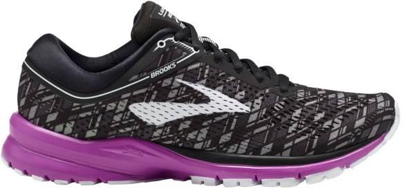 Brooks Launch 5 Womens Running Shoes Black
