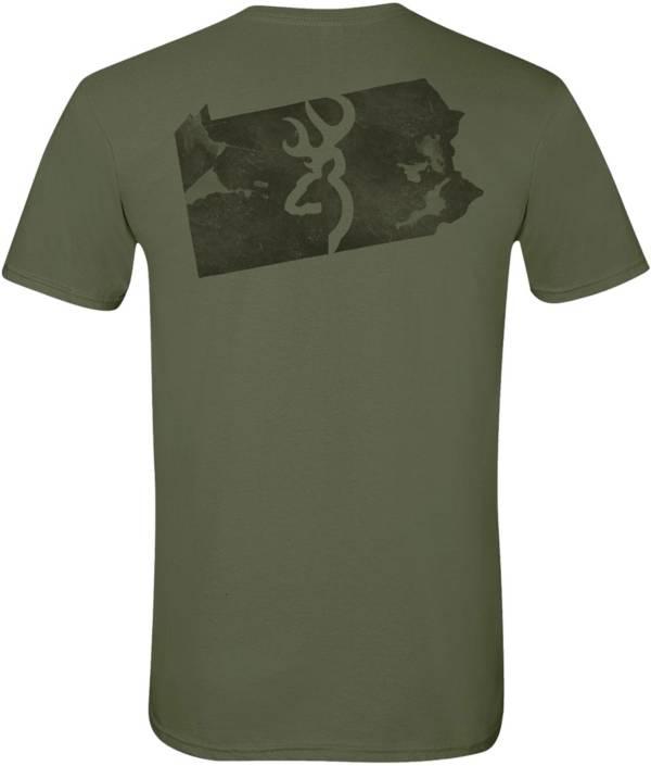Browning Men's Buckmark PA Short Sleeve T-Shirt product image