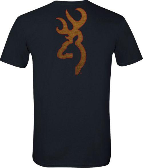 dbde7554a9 Browning Men's Patch Buckmark Short Sleeve T-Shirt. noImageFound. Previous