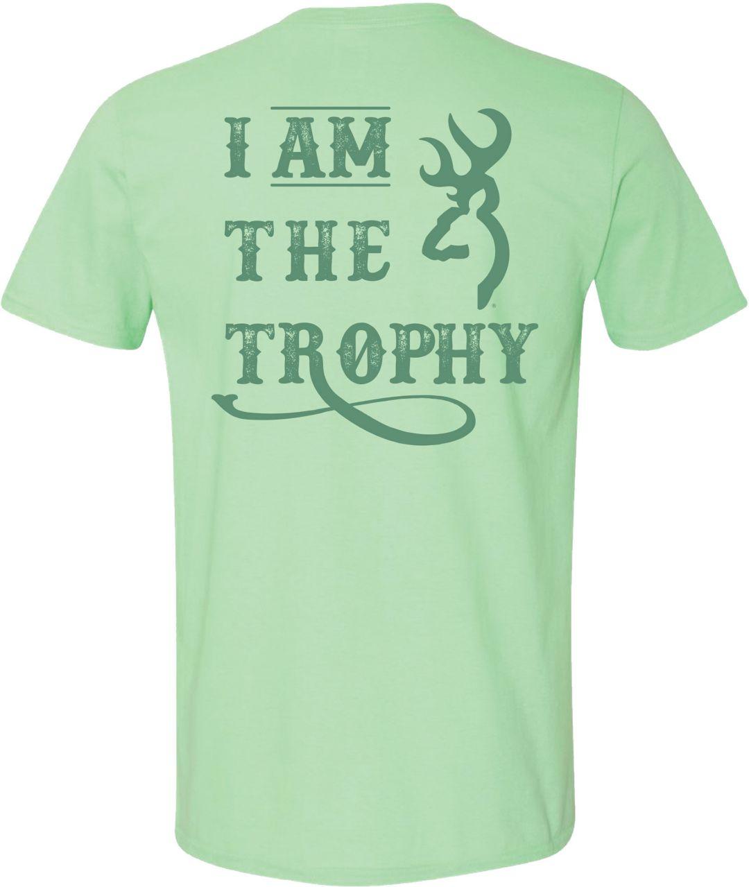 0c19b344892b Browning Women's I Am the Trophy Short Sleeve T-Shirt. noImageFound.  Previous. 1. 2