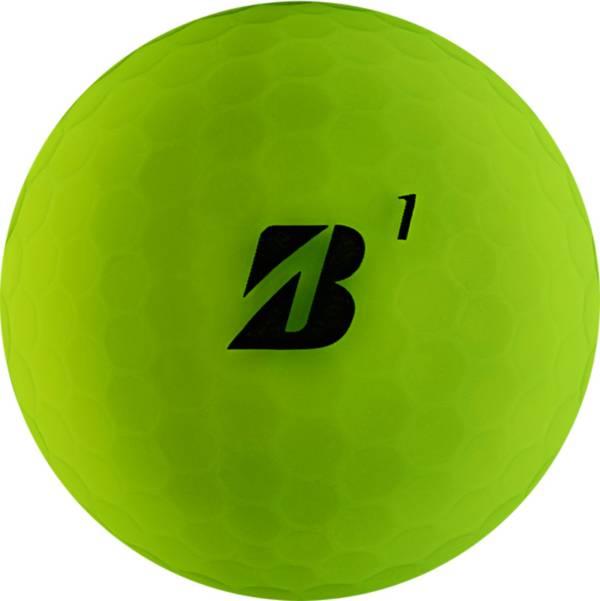 Bridgestone e12 SOFT Matte Green Golf Balls product image