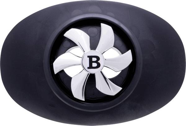 Battle Oxygen Spinner Strapless Lip Guard Mouthguard product image