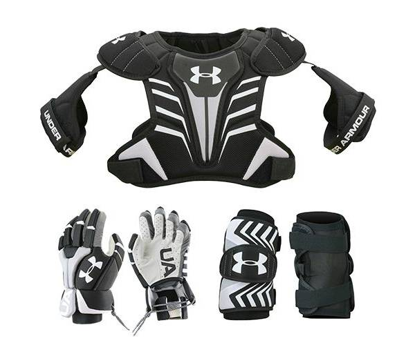 Under Armour Boys' 3-Piece Strategy Lacrosse Package product image