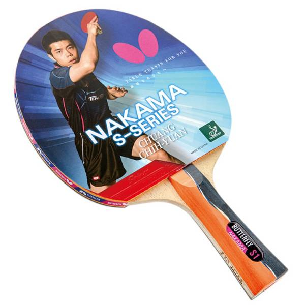 Butterfly Nakama S-1 Table Tennis Racket product image