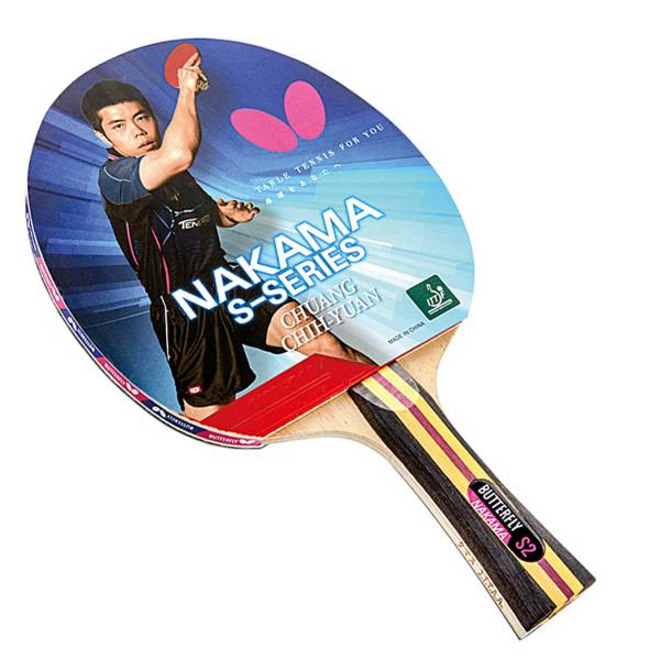 Butterfly Nakama S-2 Table Tennis Racket product image