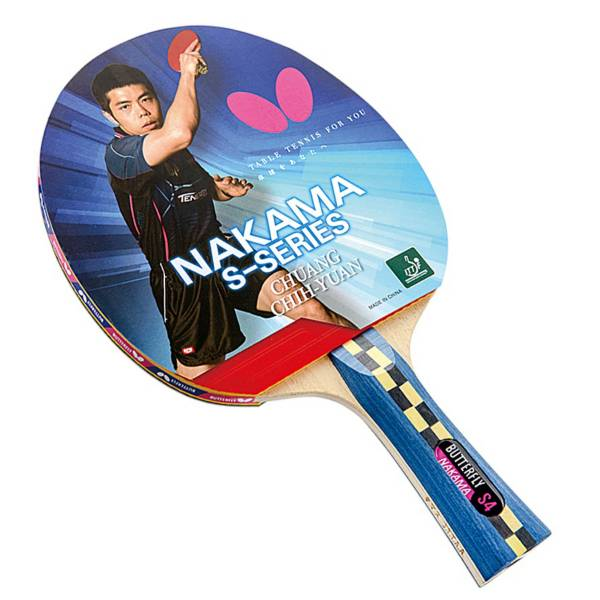 Butterfly Nakama S-4 Table Tennis Racket product image