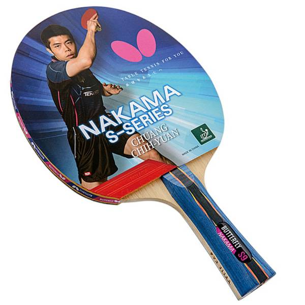 Butterfly Nakama S-9 Table Tennis Racket product image