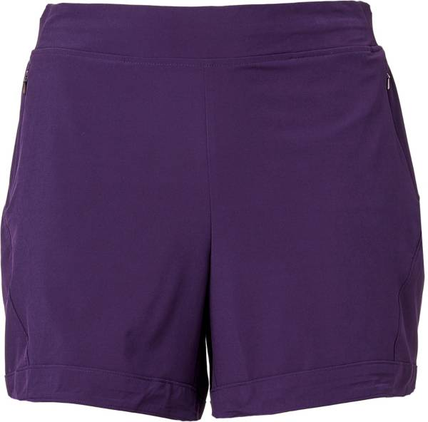 CALIA by Carrie Underwood Women's Plus Size Anywhere 5'' Cuff Shorts product image