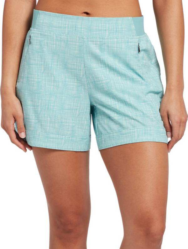 CALIA by Carrie Underwood Women's Anywhere Print 5'' Cuff Shorts product image