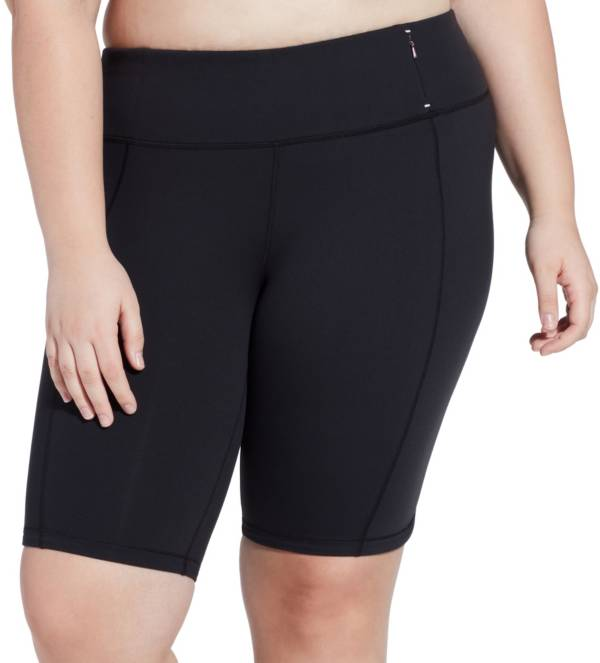 CALIA by Carrie Underwood Women's Plus Size Essential Bike Shorts product image
