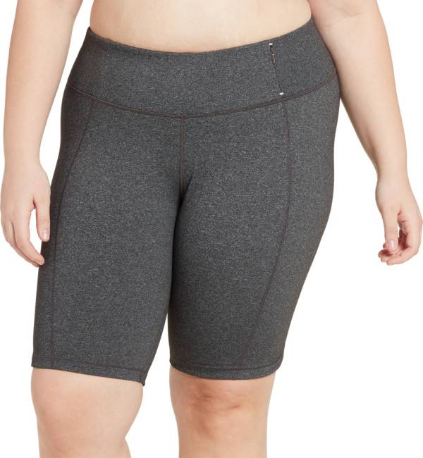 CALIA by Carrie Underwood Women's Plus Size Essential Heather Bike Shorts product image