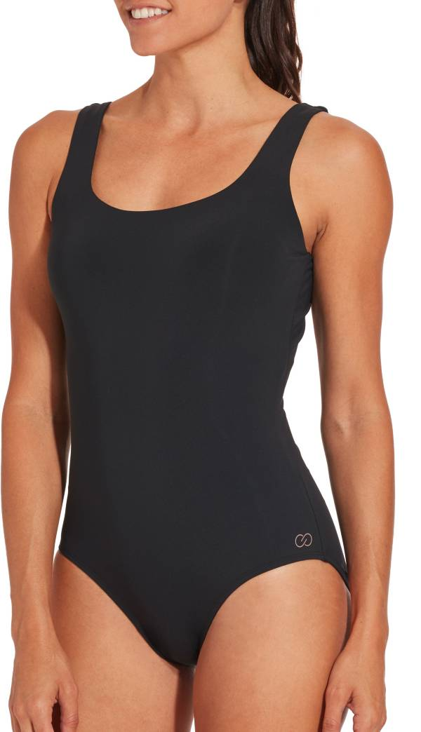 CALIA by Carrie Underwood Women's Cage Back Swimsuit product image