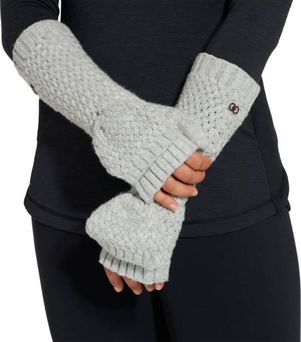 CALIA by Carrie Underwood Women's Basket Weave Pop Top Gloves product image