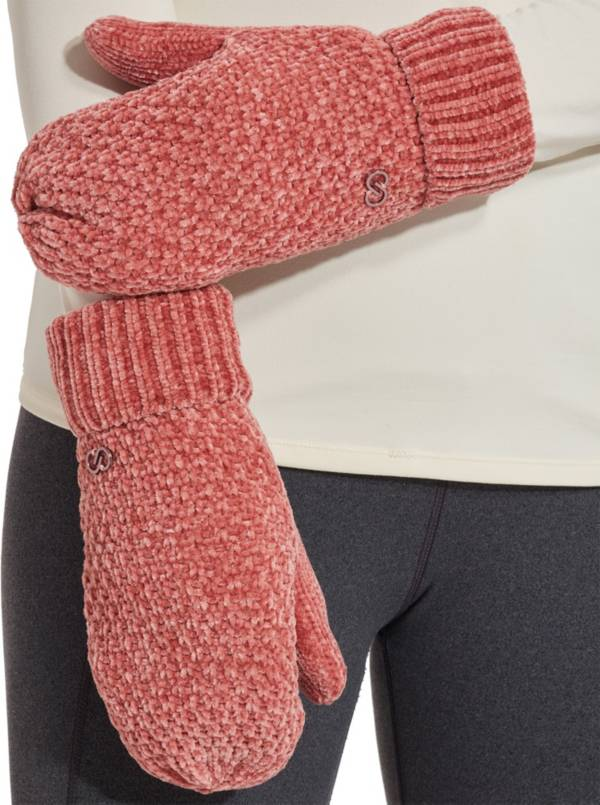 CALIA by Carrie Underwood Women's Chenille Mittens product image