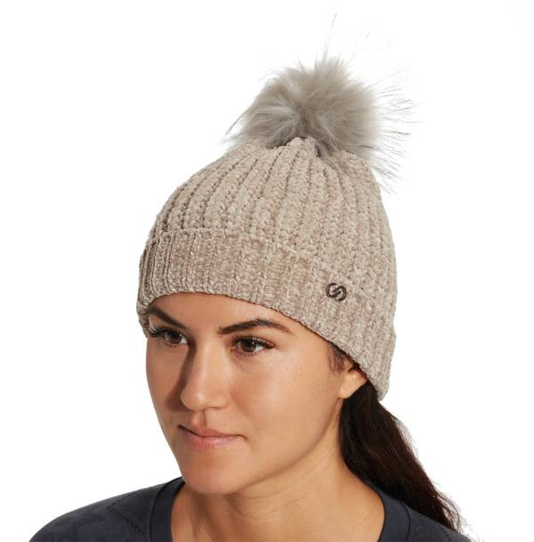CALIA by Carrie Underwood Women's Chenille Pom Beanie product image