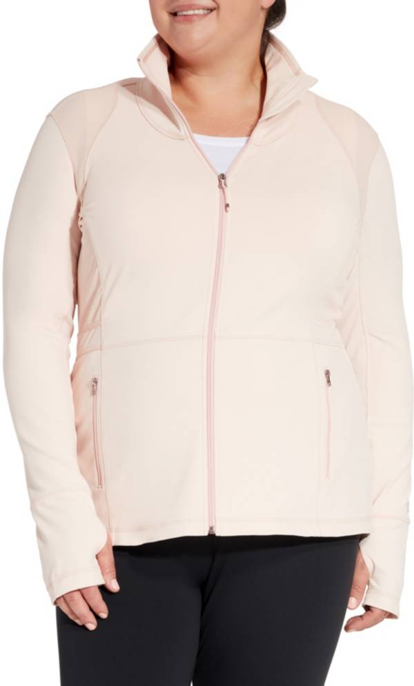 CALIA by Carrie Underwood Women's Plus Size Core Fitness Jacket product image