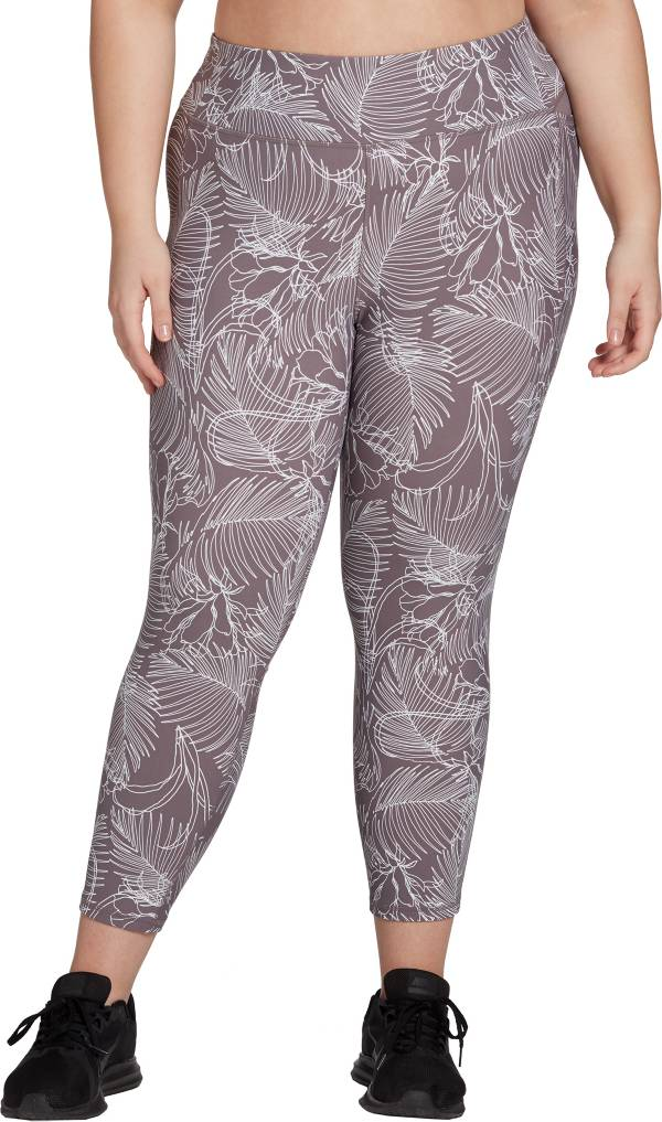 CALIA by Carrie Underwood Women's Plus Size Energize Printed 7/8 Leggings product image