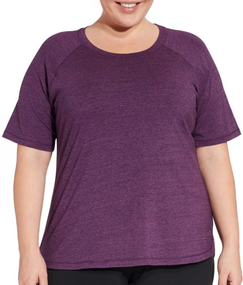 f3ddaec0e5 CALIA by Carrie Underwood Women's Plus Size Everyday Heather T-Shirt.  noImageFound. Previous