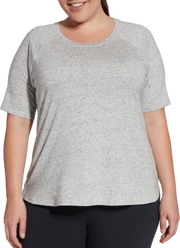 CALIA by Carrie Underwood Women's Plus Size Everyday Heather T-Shirt product image